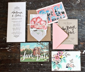 Quick Six. Swoon Worthy Stationery